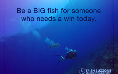 You will never lose helping others win