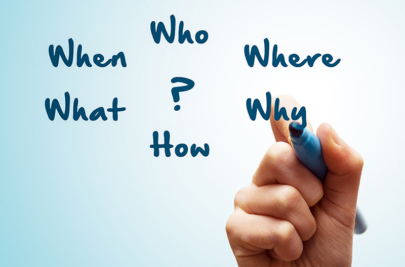 Why influential leaders inspire questions instead of answering them