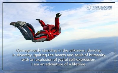 Will you courageously stand in the unknown?