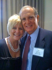 Ted and I reconnected years after he made a huge impact on my life.